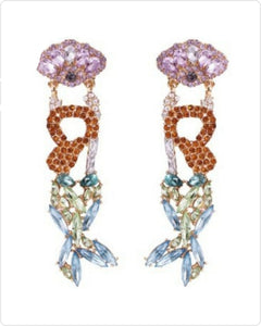 UNDER THE SEA DROP EARRINGS