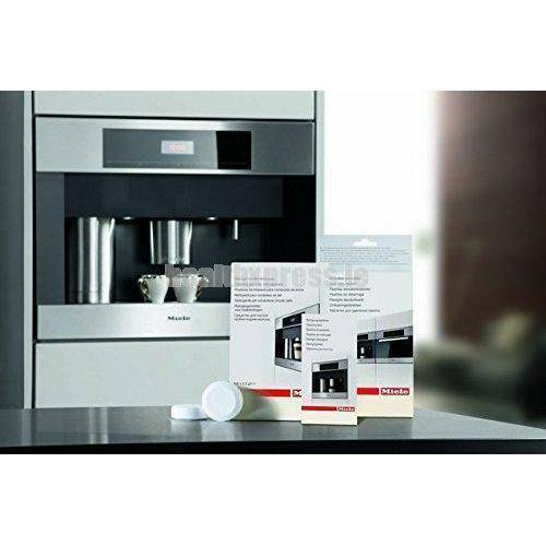 Miele Coffee Machine Cleaning Tablets - Removes Unwanted Residues - Pack of 20 - Healthxpress.ie