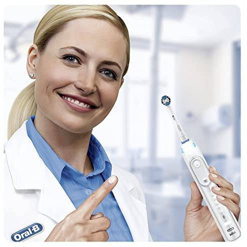Oral B Precision Clean Toothbrush Replacement Head - Arc Trim Bristles - 4 Pack - Healthxpress.ie