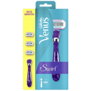 Gillette Venus Extra Smooth Swirl Razor with 3 Blades Pack - Moisture Glide - Healthxpress.ie