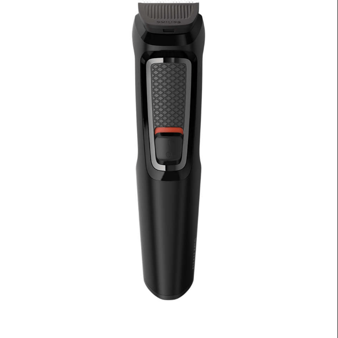 Philips MG3720/15 Series 3000 Multigroomer - 7-in-1 Face and Hair - Black - Healthxpress.ie