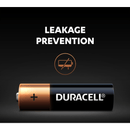 Duracell Plus Power Alkaline AA Battery - Lasts Up to 50% Longer - Pack of 4 - Healthxpress.ie
