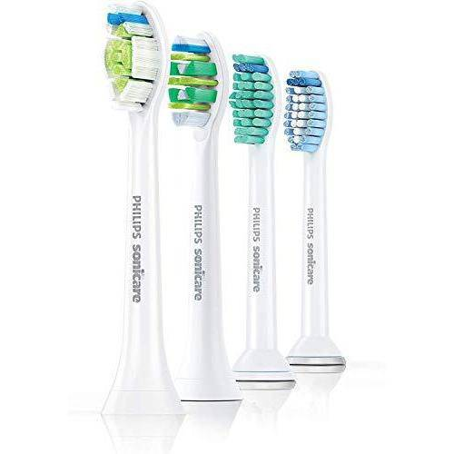 Philips Sonicare HX6004/17 Toothbrush Heads – Pack of 4, Mixed Pack - Healthxpress.ie