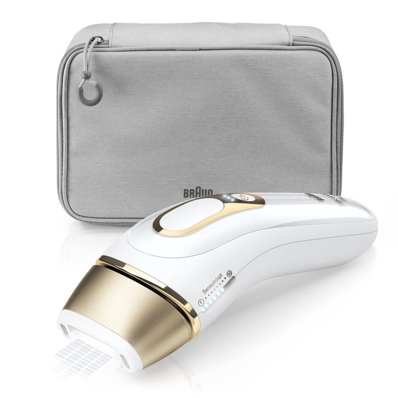 Braun Women's Silk-Expert Pro 5 PL5014 IPL Laser Hair Removal - with 2 extras - Healthxpress.ie