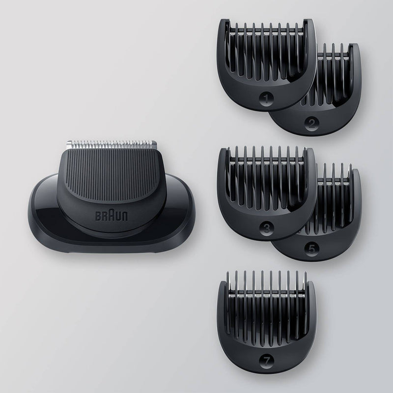 Braun EasyClick Beard Trimmer Attachment for Braun Series 5, 6 and 7 Shaver - 2020 Models Only - Healthxpress.ie