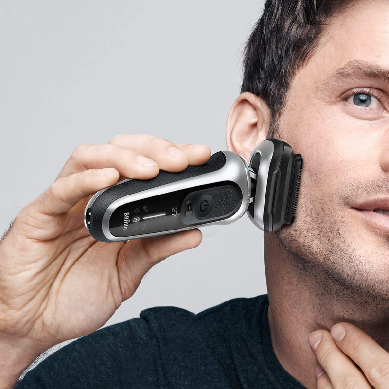 Braun EasyClick Stubble Beard Trimmer Attachment Fits Series 5, 6 and 7 Shavers 2020 Models Only - Healthxpress.ie