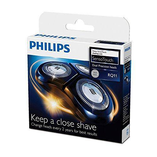 Philips RQ11/50 Shaver Series 7000 SensoTouch Shaver Head - Dual Blade System - Healthxpress.ie