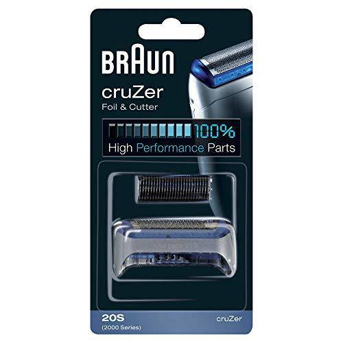 Braun 20s Electric Shaver Replacement Foil and Cutter - Series 2000 - Healthxpress.ie