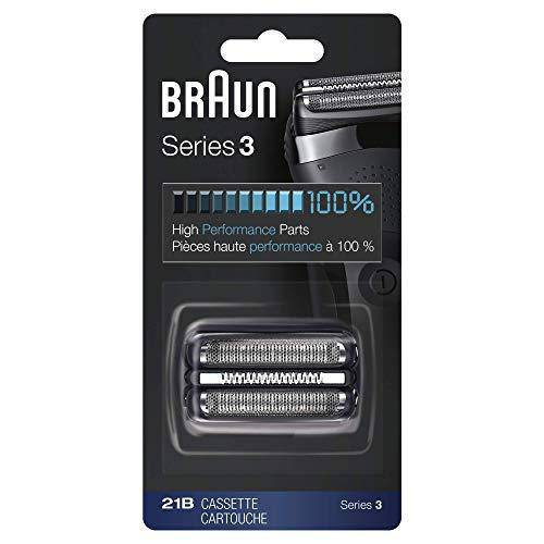 Braun 21B Replacement Foil & Cutter Cassette- Compatible with Series 3 Shavers - Healthxpress.ie