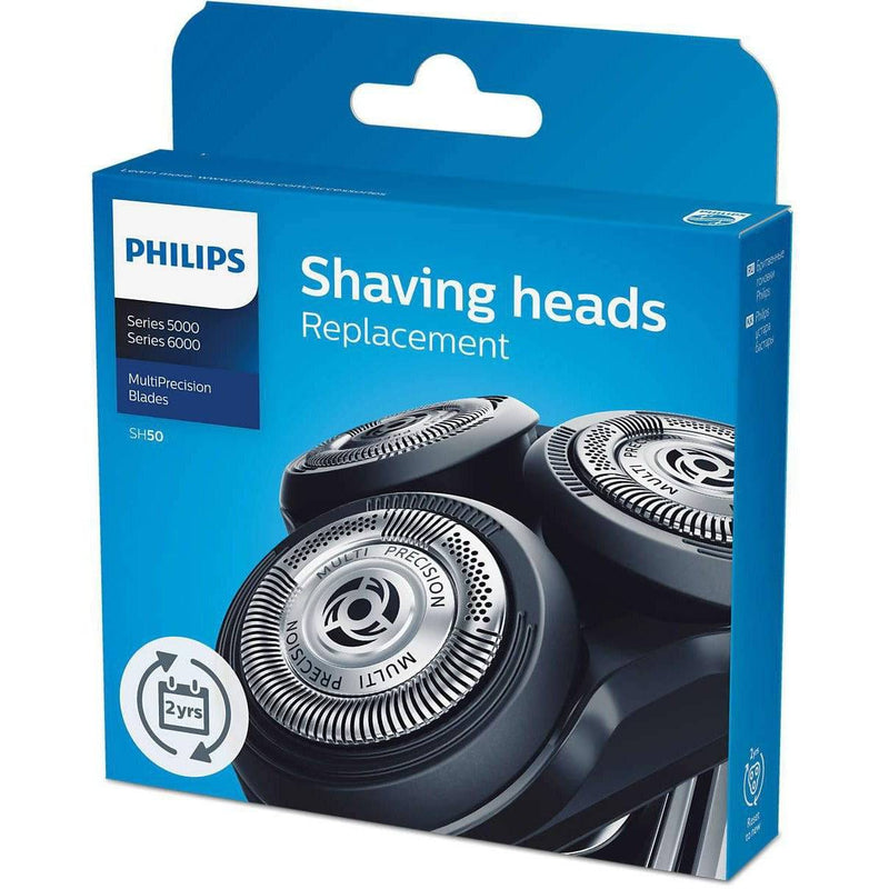Philips SH50/50 Shaver Series 5000 Replacement Shaving Head - Super Lift & Cut - Healthxpress.ie
