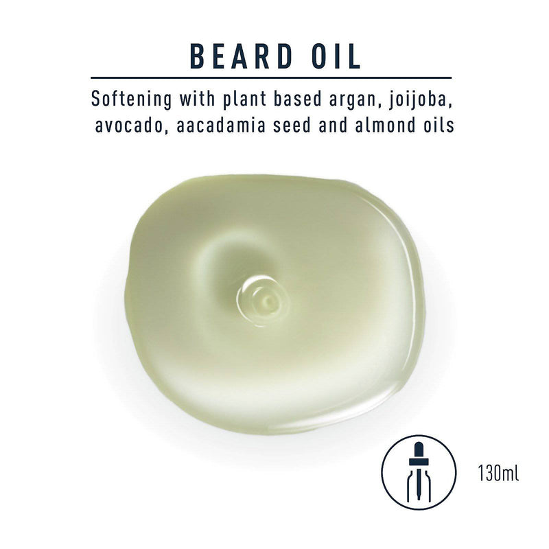 King C. Gillette Beard Oil - Non-Greasy Formula, Contains Argan Oil - 30ml - Healthxpress.ie