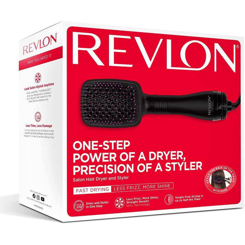 REVLON Pro Collection Salon One Step Hair Dryer and Styler Brush - Healthxpress.ie