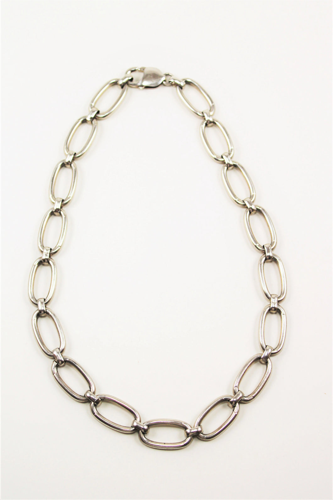 Heavy Sterling Silver Link Chain