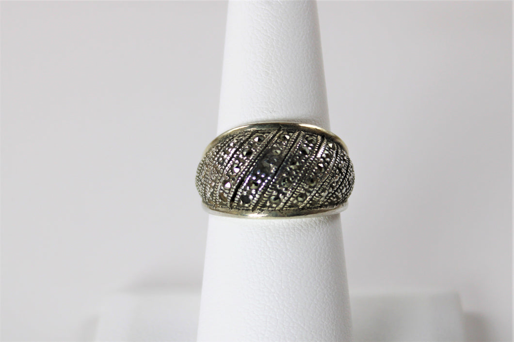 Marcasite Band - Sale Item! - Only One Available in size 7