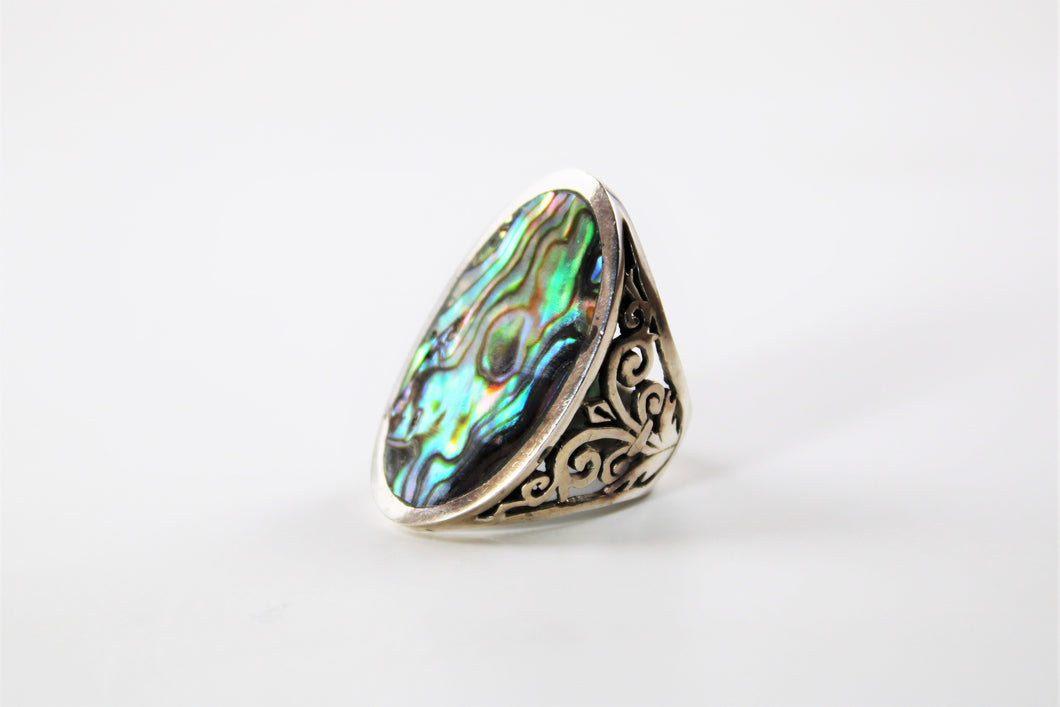 Abalone Ring