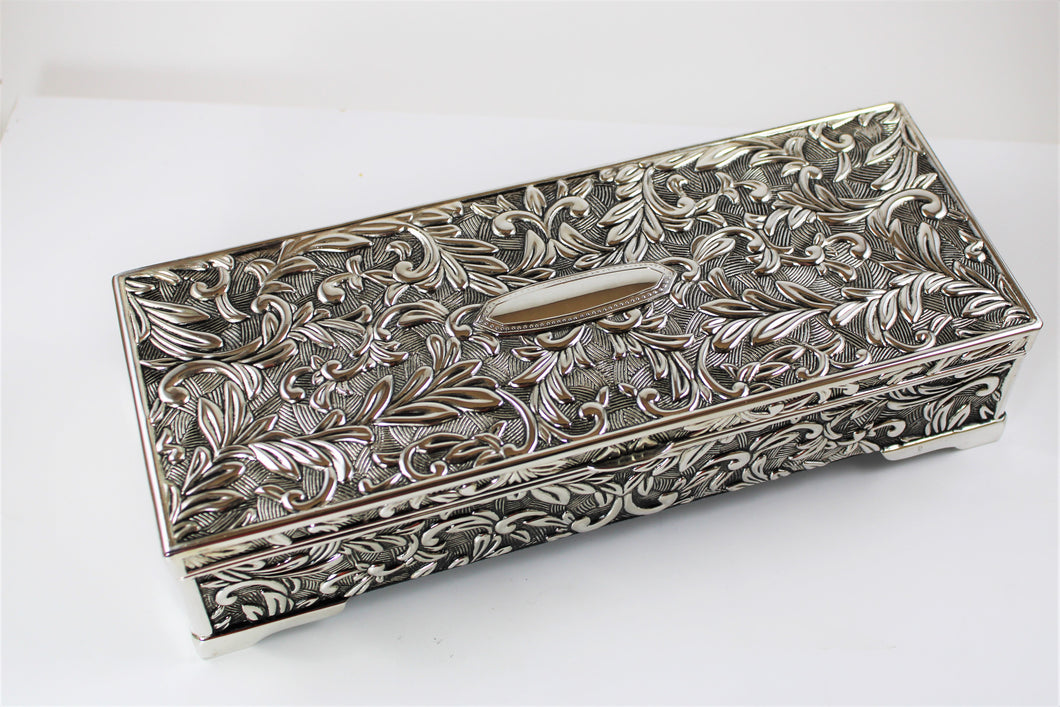 Ornate Jewelry Box