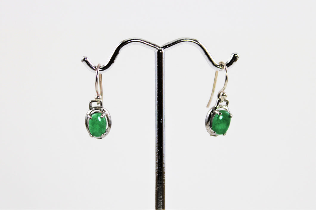 Jade Earrings - ON SALE!