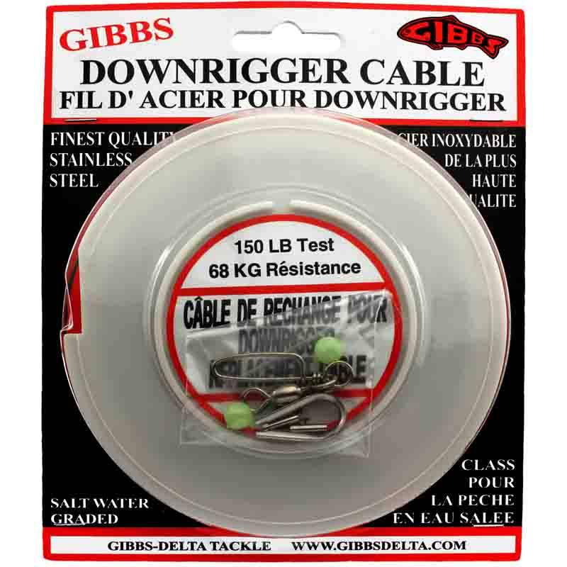 Downrigger Cable