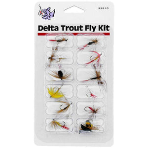 Trout Fly Kit