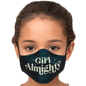 Girl Almighty Mask
