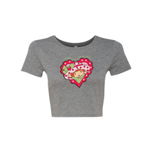 Load image into Gallery viewer, Shortcake Summer Evenin' Baby Tee