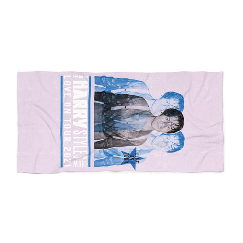 Harry Love On Tour 2021 Beach Towel