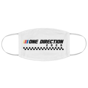 1D 2020 Fabric Face Mask