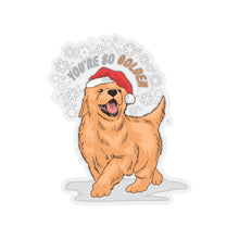 Load image into Gallery viewer, Golden Puppy Stickers
