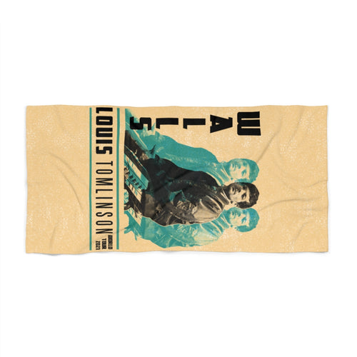 Louis Walls 2021 Beach Towel