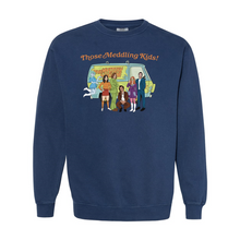Load image into Gallery viewer, Those Meddling Kids Comfort Colors Sweatshirt