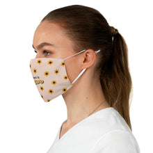 Load image into Gallery viewer, Kindness Is Golden Fabric Face Mask
