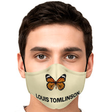 Load image into Gallery viewer, Louis Butterfly Mask