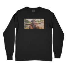 Load image into Gallery viewer, I'm So Open Comfort Colors Long Sleeve T