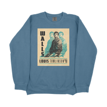 Load image into Gallery viewer, Louis Walls 2021 Tour Comfort Colors Sweatshirt