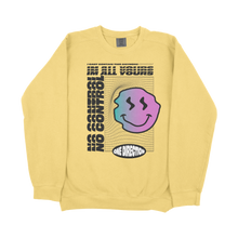 Load image into Gallery viewer, No Control Comfort Colors Sweatshirt