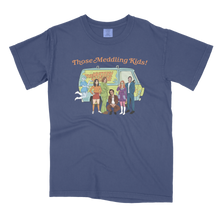 Load image into Gallery viewer, Those Meddling Kids! Comfort Colors T-Shirt