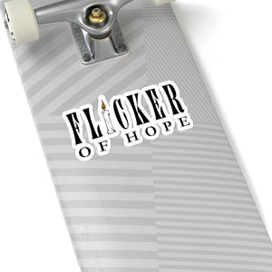 Flicker Sticker