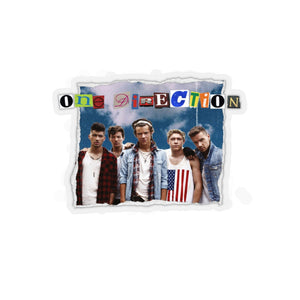 1D Collage Sticker