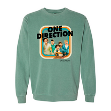 Load image into Gallery viewer, Up All Night Comfort Colors Sweatshirt