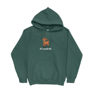 If I Could Fly Hoodie