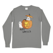 Load image into Gallery viewer, Two Ghosts x Harryween Comfort Colors Long Sleeve T-Shirt