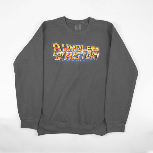 History Comfort Colors Sweatshirt