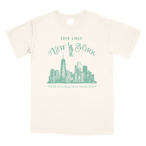 Ever Since NY Comfort Colors Ringspun T-Shirt