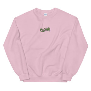 Cacta! Embroidered Sweatshirt