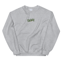 Load image into Gallery viewer, Cacta! Embroidered Sweatshirt