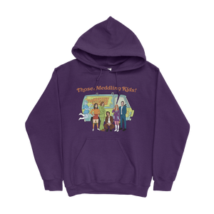Those Meddling Kids! Hoodie
