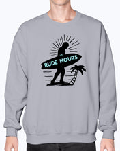 Load image into Gallery viewer, Rude Hours Sweatshirt