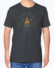 Load image into Gallery viewer, Flames T-Shirt