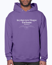 Load image into Gallery viewer, Know I'm Home Hoodie
