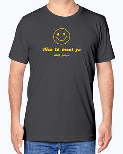 Smiley NTMY T-Shirt